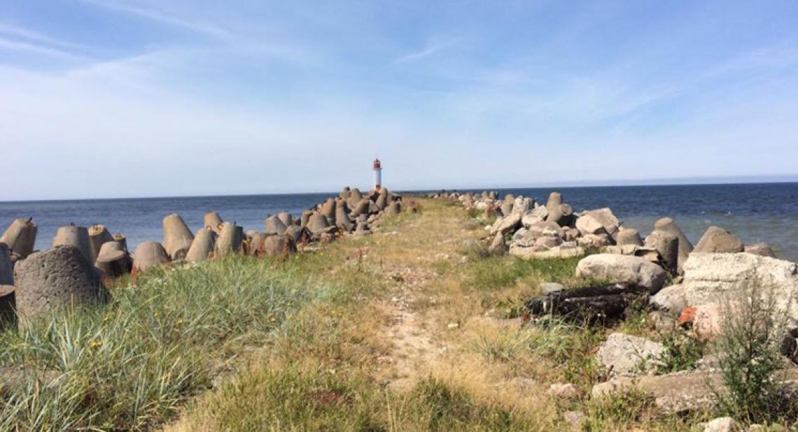 Restoration of the Northern breakwater of Ventspils Freeport